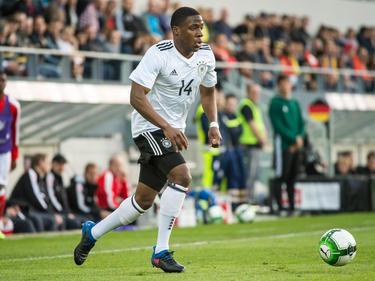 Frederic Ananou musste mit dem DFB eine Auftaktniederlage hinnehmen