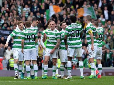Celtic ist die Übermannschaft in Schottland