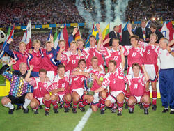 Dänemarks Helden von 1992 lassen sich am kommenden Montag noch einmal feiern