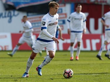 Lukas Boeder bleibt dem SC Paderborn erhalten