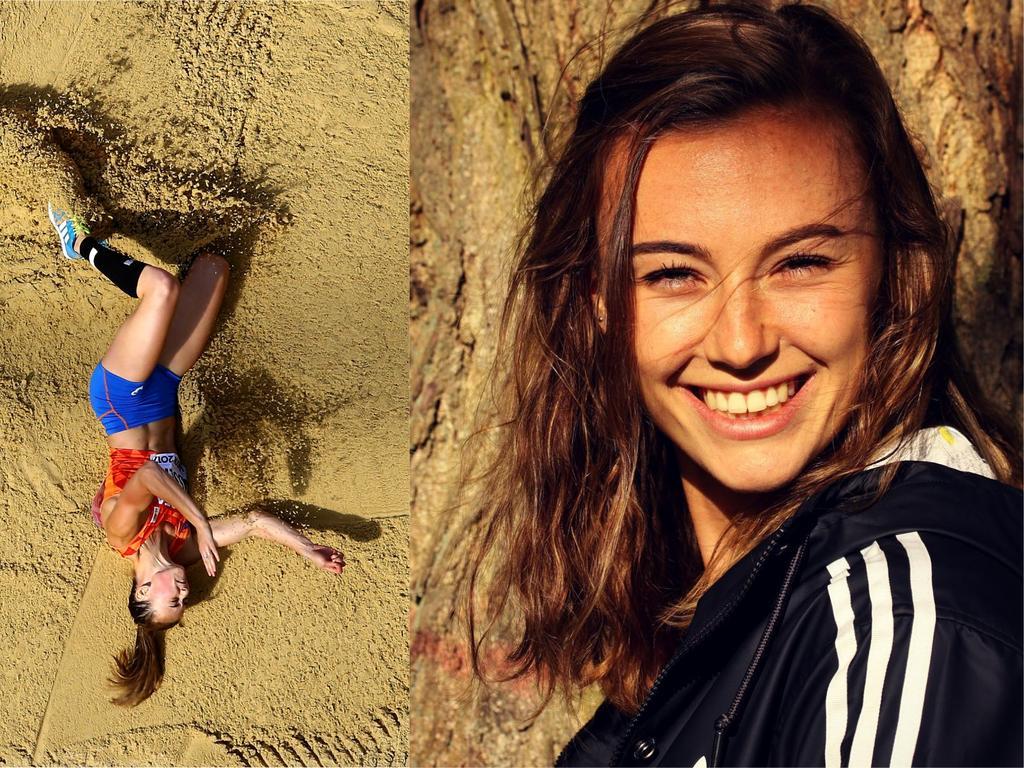 Nadine Visser (Niederlande)