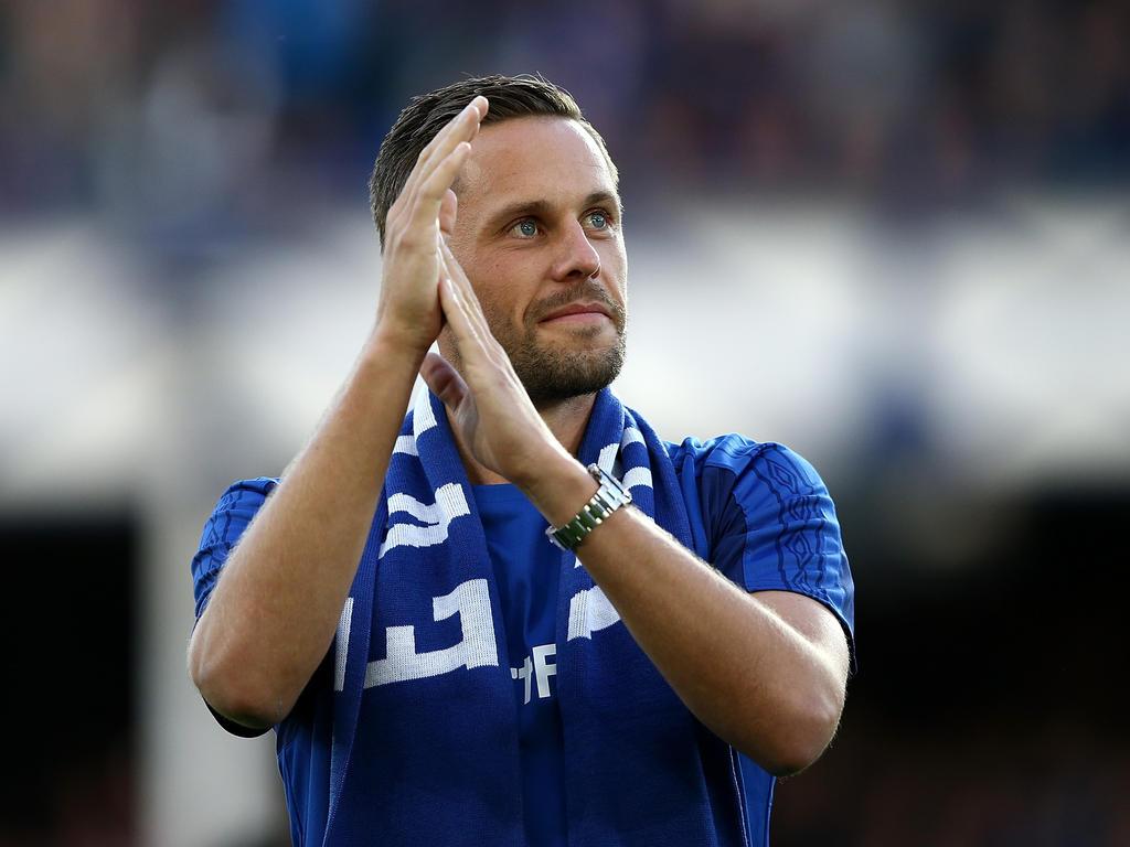 23. Platz: Gylfi Sigurðsson (FC Everton) - Gewinn: 39,30 Mio.