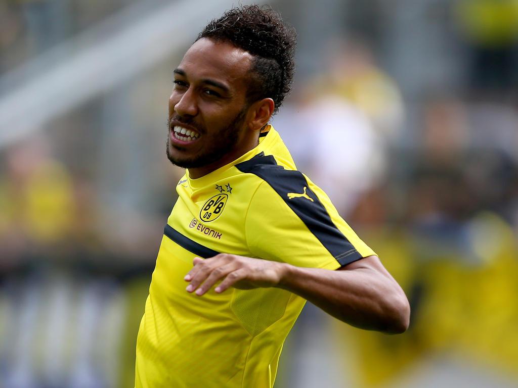 Pierre-Emerick Aubameyang bleibt weiter beim BVB und will die Bayern erneut angreifen