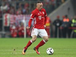 Franck Ribéry bleibt den Bayern wohl erhalten