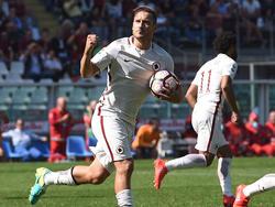 Francesco Totti spielt seit 1993 für die AS Roma