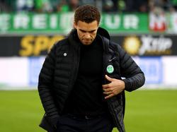 In Wolfsburg offenbar entlassen: Valérien Ismaël