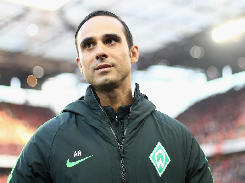 Nach starker Rückrunde Werder Bremen verlängert Vertrag mit Trainer Alexander