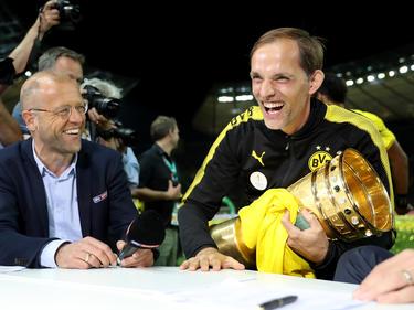 Thomas Tuchel weiß noch nicht, ob er im kommenden Jahr BVB-Trainer ist