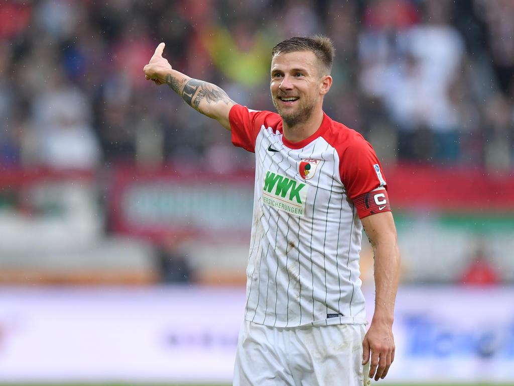 Daniel Baier hat sich zum Videobeweis in der Bundesliga geäußert