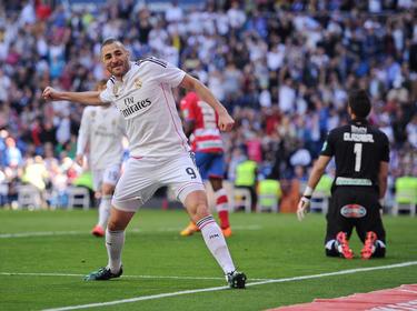 Kein Interesse: Karim Benzema steht nicht auf der Wunschliste von Arsène Wenger