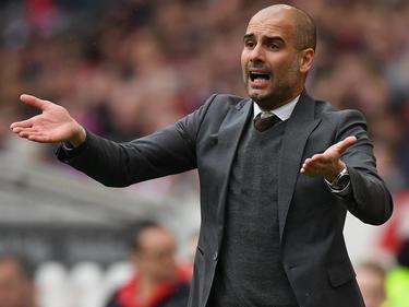 Las tensiones entre Guardiola y el cuerpo médico del Bayern ya vienen de lejos. (Foto: Getty)