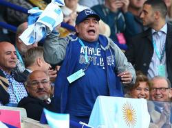 Maradona soll als Vermittler in Argentinien arbeiten