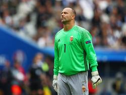 Gábor Király beendet nach 18 Jahren seine Karriere in der Nationalmannschaft