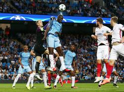ManCity steht in der Champions League