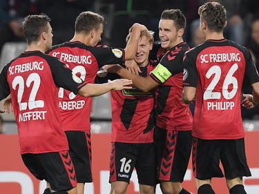 Der SC Freiburg darf sich über ein Plus in der Kasse freuen