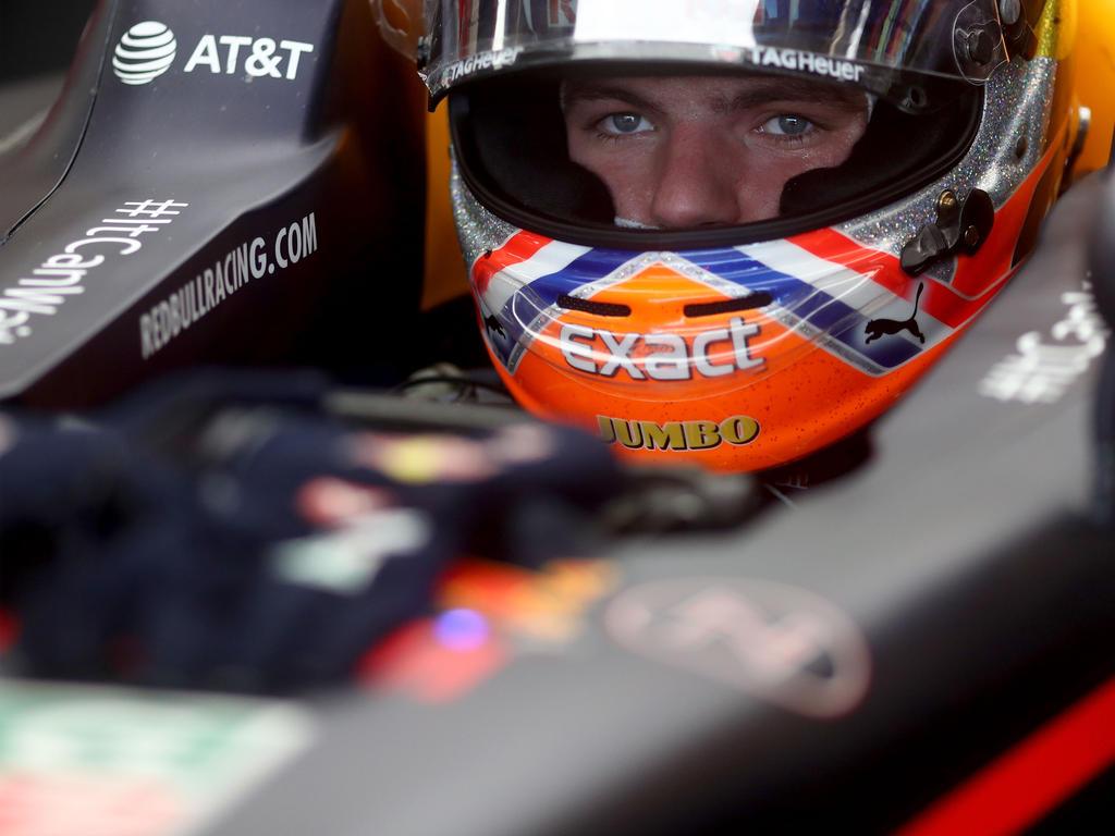 Steht einmal mehr in der Kritik: Max Verstappen