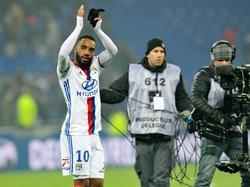 Alexandre Lacazette denkt über einen Abschied aus Lyon nach