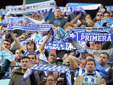 Con la ayuda de su público el Deportivo volvió a sumar. (Foto: Getty)