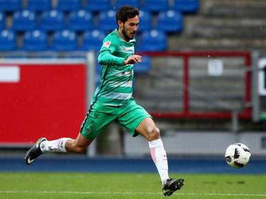 Bei Werder derzeit nur noch zweite Wahl: Santiago García