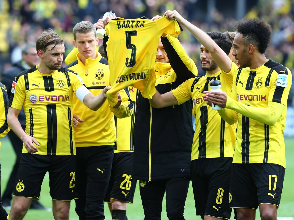 Marco Friedl (Mitte) darf sich Hoffnungen auf einen Einsatz bei den Bayern machen