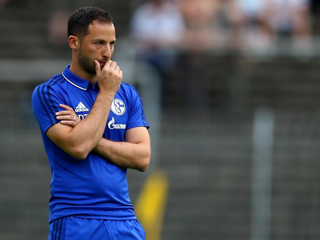 Schalke wohl ohne Avdijaj ins Trainingslager