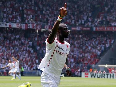 Moussa Konaté brachte Sion auf die Siegerstraße