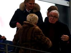 Klaus-Michael Kühne hilft dem Hamburger SV mit seinen Millionen