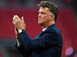 Louis van Gaal könnte bald in Mailand anheuern