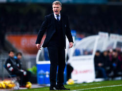David Moyes steht ab der kommenden Saison für Sunderland an der Linie