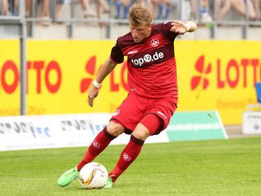 Marcus Piossek spielt künftig für den SC Paderborn in Liga drei