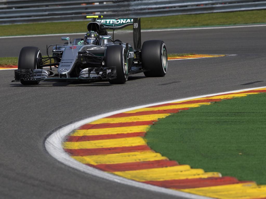 Nico Rosberg sicherte sich die beste Ausgangslage für das Rennen