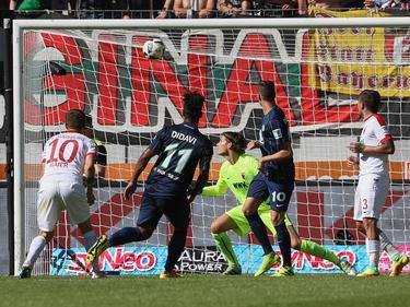 Das 1:0 von Daniel Didavi ebnete für die Wolfsburger den Weg zum Sieg