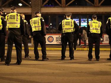 Die Polizei hat zahlreiche Terror-Verdächtige festgenommen