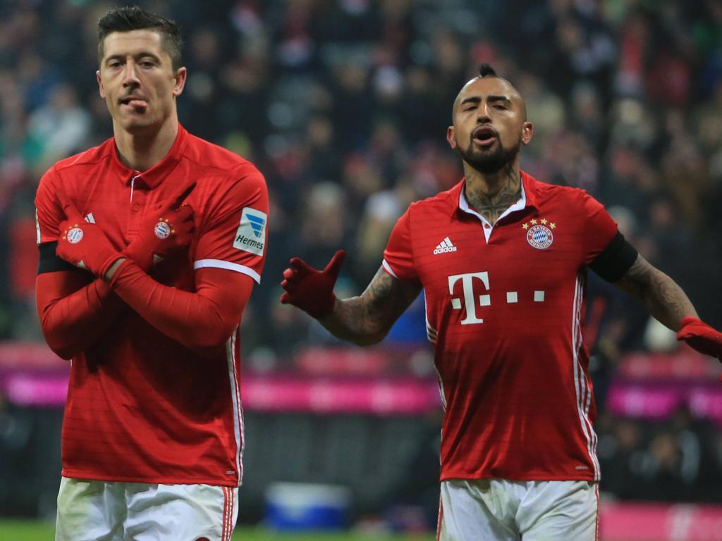 Golpe de autoridad del Bayern goleando al Leipzig (3-0)