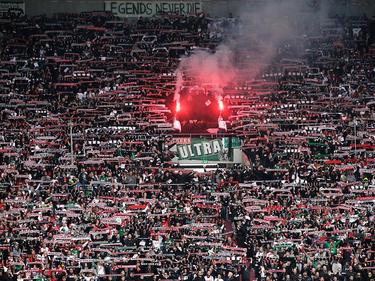 Der FC Augsburg muss für das Fehlverhalten einiger Fans geradestehen