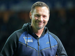 Herthas Trainer Pál Dárdai setzt auch gegen Bayer Leverkusen auf Spieleraustausch