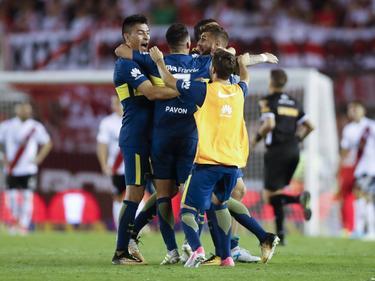 Boca Juniors dejó helado al público local con su triunfo. (Foto: Imago)