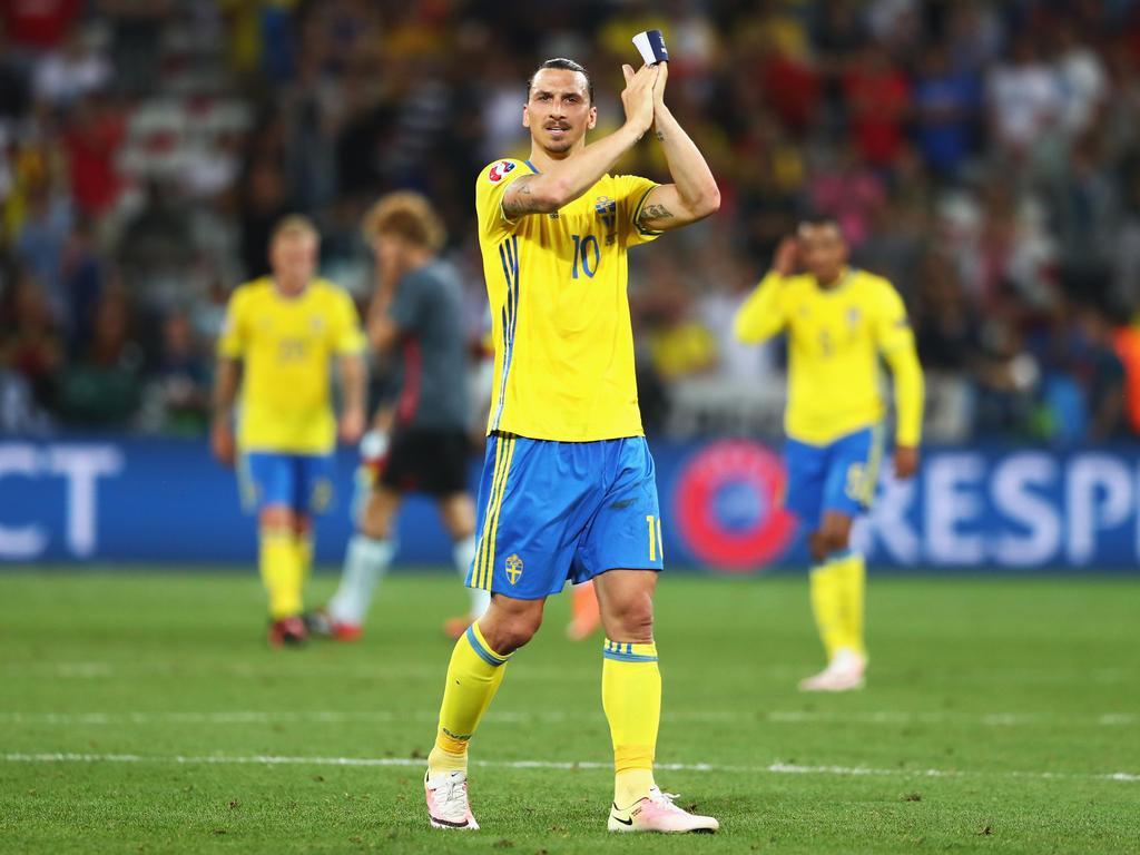 Kehrt Ibrahimović in die schwedische Nationalmannschaft zurück?