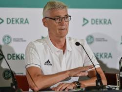 Lutz-Michael Fröhlich ist Schiedsrichter-Boss beim DFB