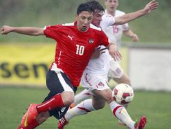 Greuther Fürth sichert sich die Dienste von Österreichs U21-Teamspieler Robert Žulj