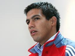 Fühlt sich in seinem Heimatland sichtlich am wohlsten: Julio dos Santos