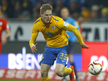 Mads Hvilsom verlässt Eintracht Braunschweig Richtung Dänemark