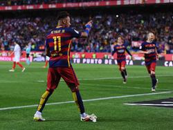 Barcelona muss für seinen Torjäger Neymar nachzahlen