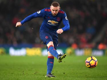Wayne Rooney rettete ManUnited das Remis gegen Stoke