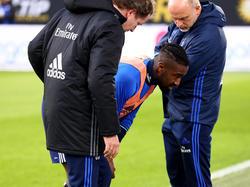 Johan Djourou droht das Aus beim HSV
