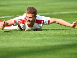 Wohin geht die Reise für VfB-Stürmer Simon Terodde?