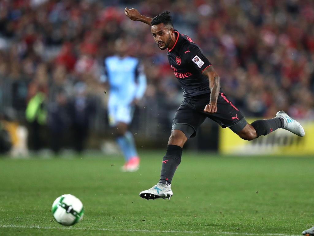 Theo Walcott (FC Arsenal)