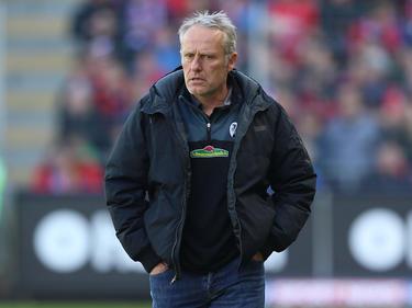 Freiburgs Trainer Christian Streich hofft noch auf Neuzugänge