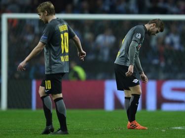 Der FC Porto konnte RB Leipzig auf Distanz halten