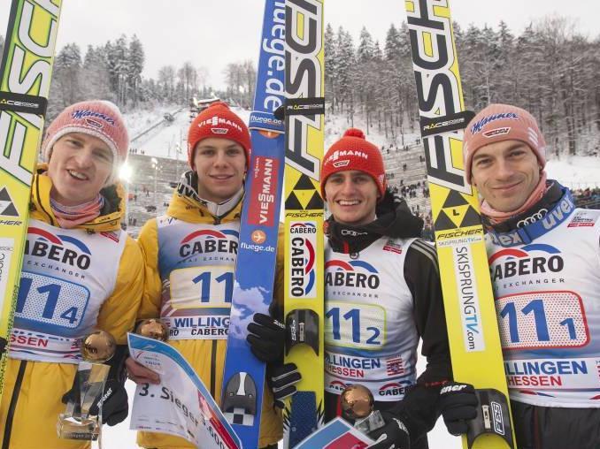 Skispringen: Zurück in der Weltspitze?